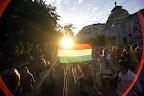 Szurkolók a franciaországi labdarúgó Európa-bajnokság Magyarország - Portugália mérkőzés, 2016. június 22. (MTI Fotó: Balogh Zoltán)