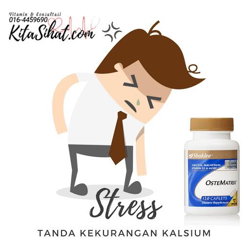 Vitamin Stress Shaklee, Pengedar Shaklee Kulim, Pengedar Shaklee Ipoh, Pengedar Shaklee Seberang Jaya, Pengedar Shaklee Lunas