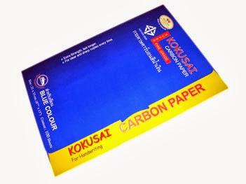 Cung cấp giấy than Kokusai thái lan giá rẻ nhất trong thành phố