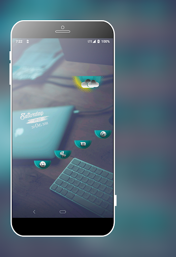 Download Teal Moon Icons Pack MOD APK 1
