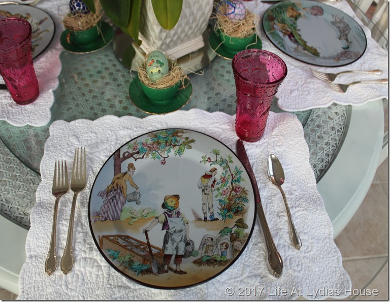 spring table plate 3