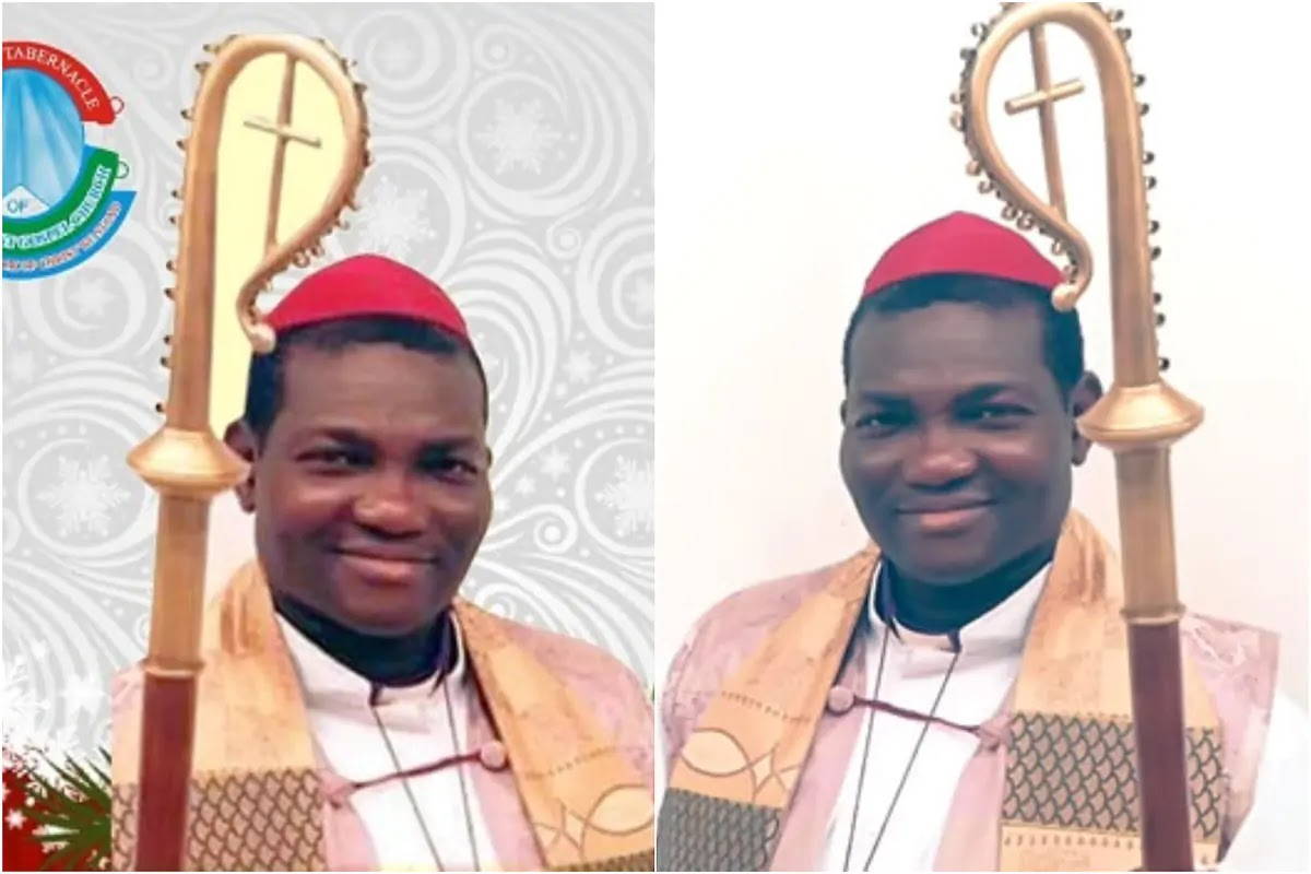 Nathaniel Olorunsola, the primate, Living Christ Gospel Church, Nigeria and overseas, 2020 prophecies for Nigeria, SD news blog, religion, 2020 predictions for Nigeria, Nigerian economy today, Nigerian news blog, legit.ng, Nigerian online news,