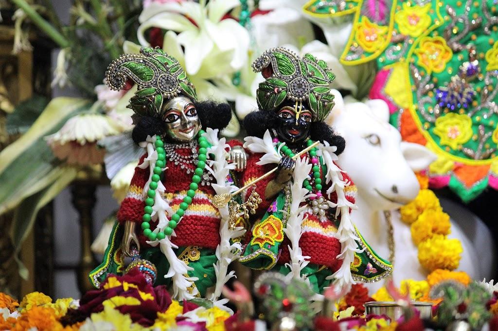 ISKCON Punjabi Bagh Deity Darshan 10 Jan 2017 (17)