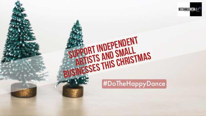 support independent artists and small business