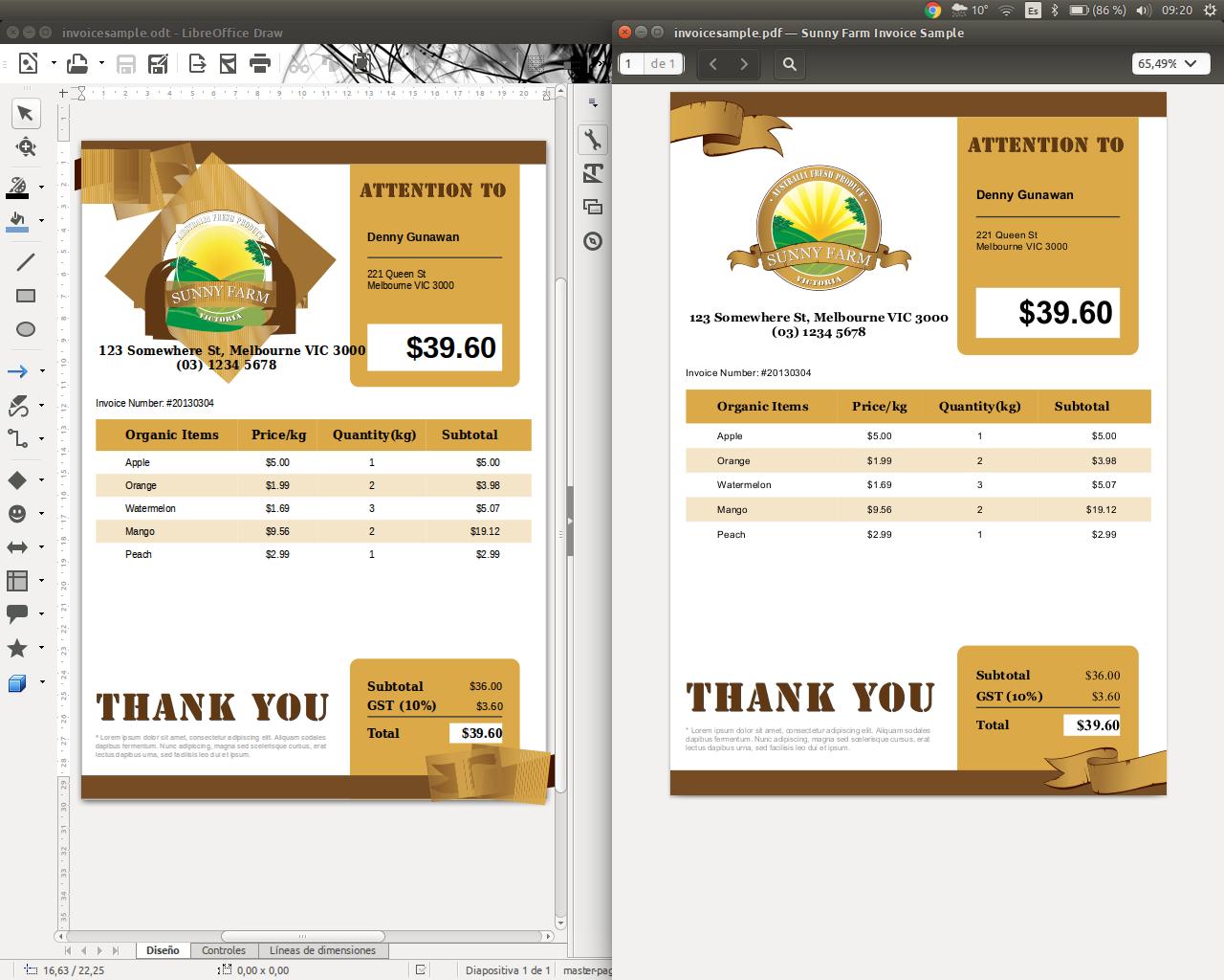 Convertir PDF en Ubuntu, en GNOME, Cinnamon y MATE - El atareao