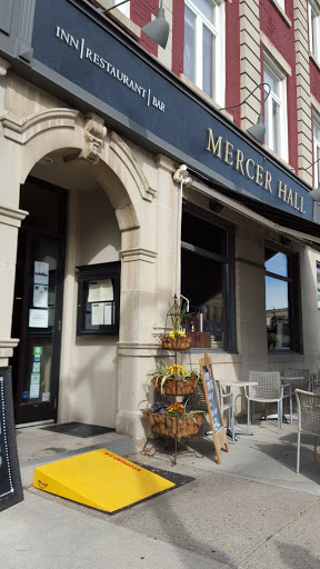 Foodie Finds: Mercer Hall, Stratford, Ontario