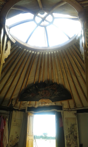 Lincoln Yurts at Lincoln Yurts