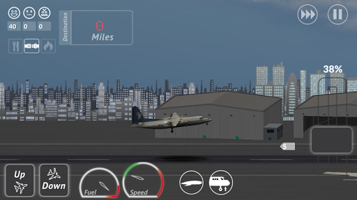 Transporter Flight Simulator u2708  screenshots 4