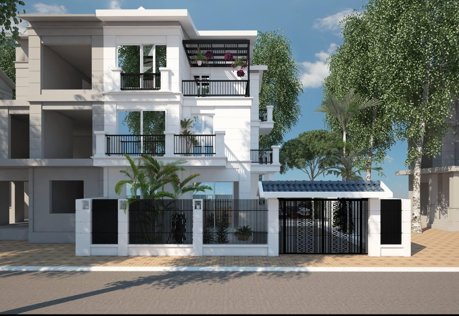 Biệt thự Sài Đồng