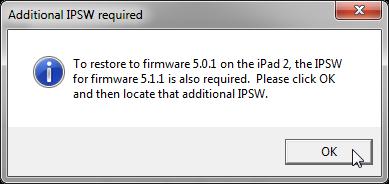 เทคนิคการดาวน์เกรด iOS 5.1.1 ลงมาเป็น iOS 5.0.1 เพื่อทำการ Jailbreak Jailip2-06