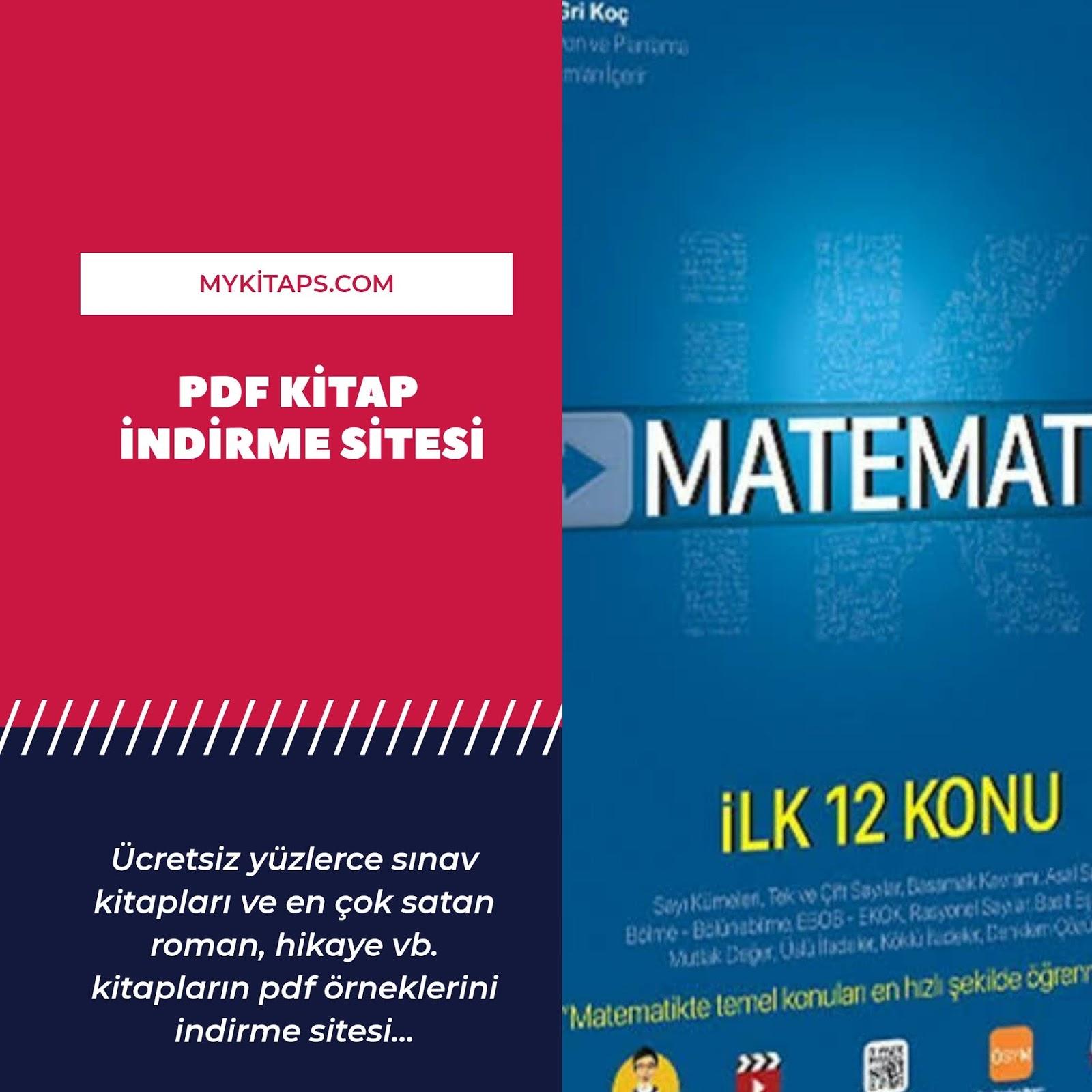 Tonguç Yayınları - TYT Matematik - İlk 12 Konu