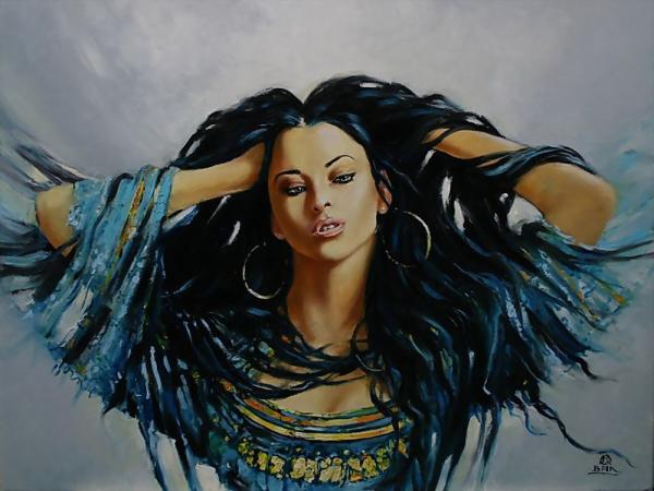The Gypsy Beauty, Magic Beauties 3
