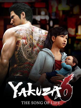 โหลดเกมส์ (PC) Yakuza 6: The Song of Life