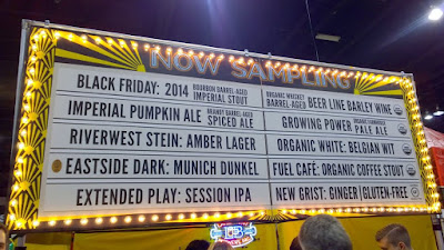 Other brewery booths of GABF 2015