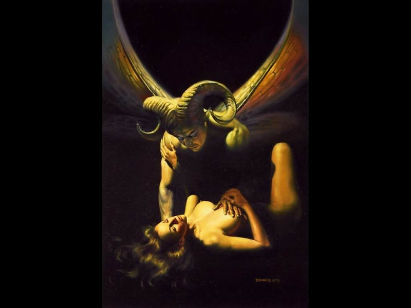 Beauty And Demon, Magick Lovers