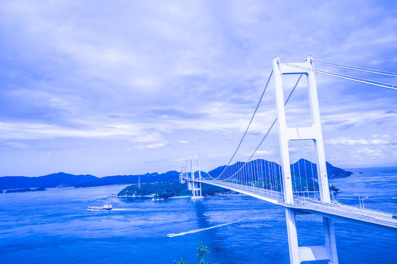 来島海峡大橋 糸山公園展望台 7