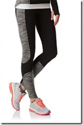 Sweaty Betty trail thermal training tights