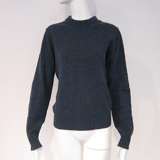 Dolce & Gabbana Emerald Sweater