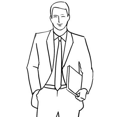 21 Ejemplos de Poses para tomar fotos de Hombre  PCWebtips