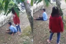Tak Diizinkan Bermain, Anak Ini Tega Dorong Ibunya hingga Tersungkur