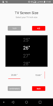 Tv Size Calculator >> Download Tv Screen Size Calculator Apk Latest Version App For