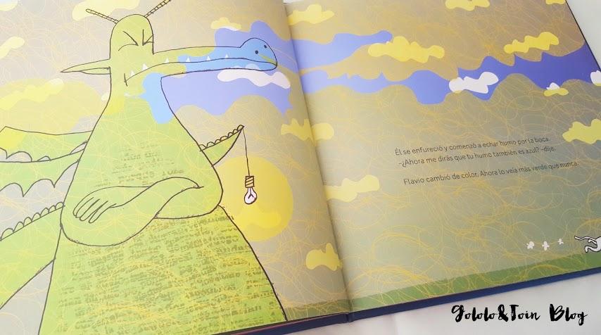 la-fragatina-el-dragón-que-no-era-verde-cuento-autoestima-literatura