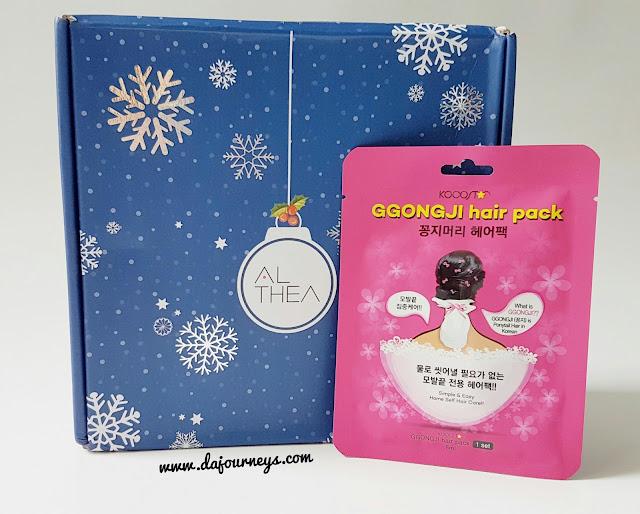 Kokostar Ggongji Hair Pack