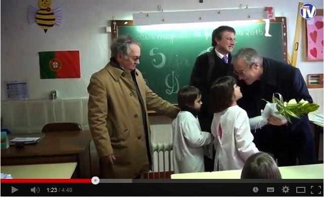 Bispo de Lamego visitou Patronato Nun'Alvares Pereira
