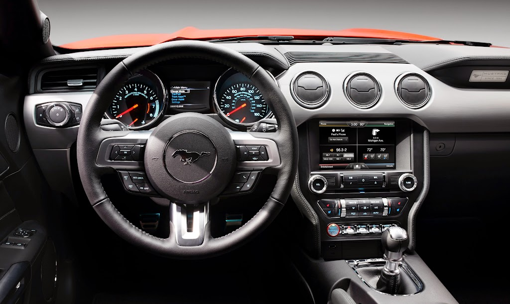 2015 Ford Mustang Interior 1