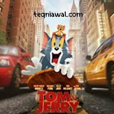 Tom & Jerry (2020) 31% - أفضل أفلام الكرتون