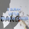 8 SURAH UNTUK PENAWAR CANCER icon