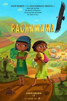 Capa Pachamama: Uma Aventura nos Andes Torrent