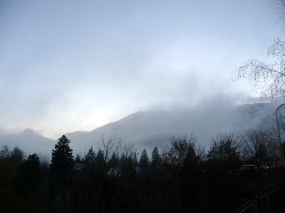 Mists and the Mountains in Leavenworth, WA