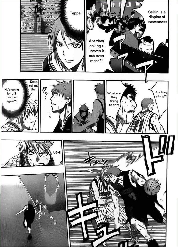 Kuroko no Basket Manga Chapter 152 - Image 13