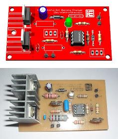 Pengisi Baterai Otomatis (Auto Battery Charger) NiCd/NiMH/Li-Ion