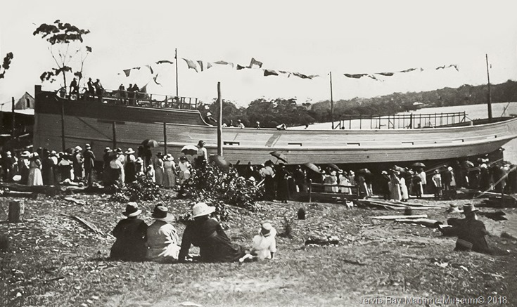 28-Launch-of-Currumbene-1922a