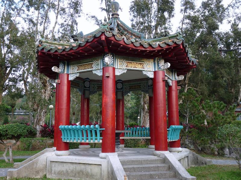 TAIWAN.Taipei. Dans le jardin de lune des nombreuses résidence présidentielle de CKS - P1050084.JPG