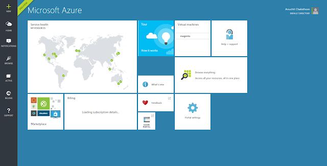 ใช้งาน Docker บน Azure แบบรวดเร็ว « Thai Open Source