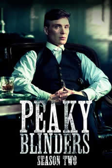 Baixar Série Peaky Blinders Sangue, Apostas e Navalhas 2ª Temporada Torrent Grátis