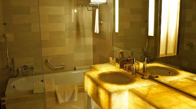Corny sink design