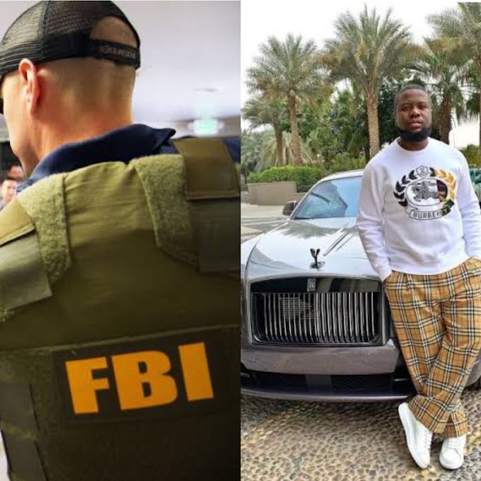 Hush Puppi In Tears As FBI Released Video Of His Arrest In Dubai
