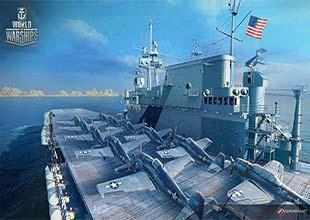 لعبة عالم السفن الحربية WOW