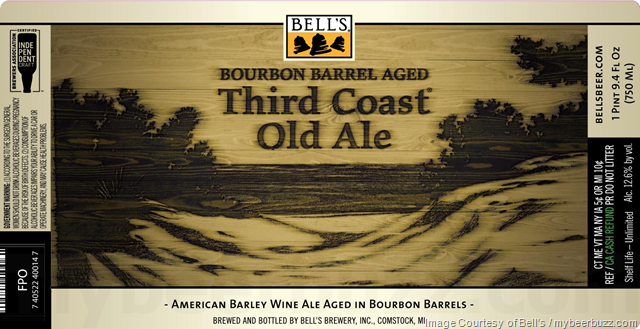 Image result for bell's bourbon aged 3rd coast