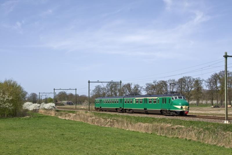 Spoorwegmuseum krijgt Hondekop in goud