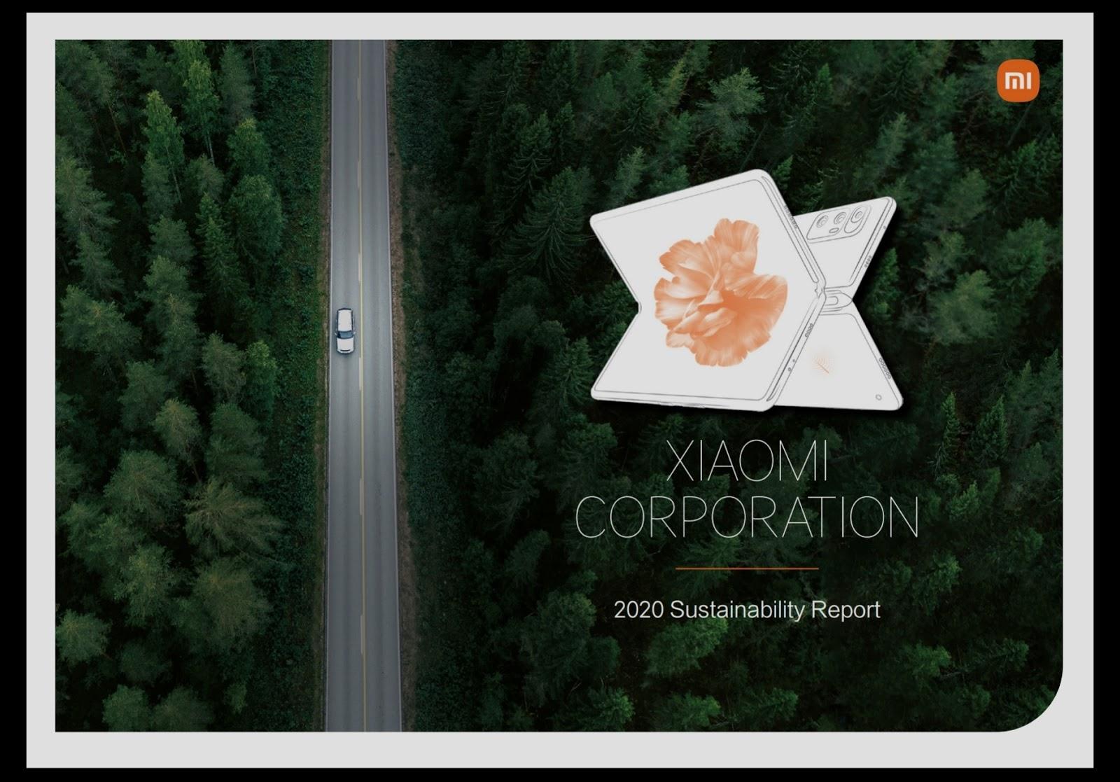 Xiaomi เผยแพร่รายงานด้านความยั่งยืน ตอกย้ำความมุ่งมั่นเพื่อสร้างโลกที่ยั่งยืนกว่าเดิม