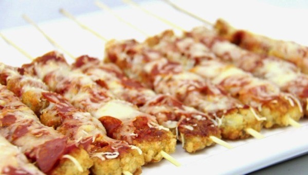Pizza Tater Tot Skewers 8