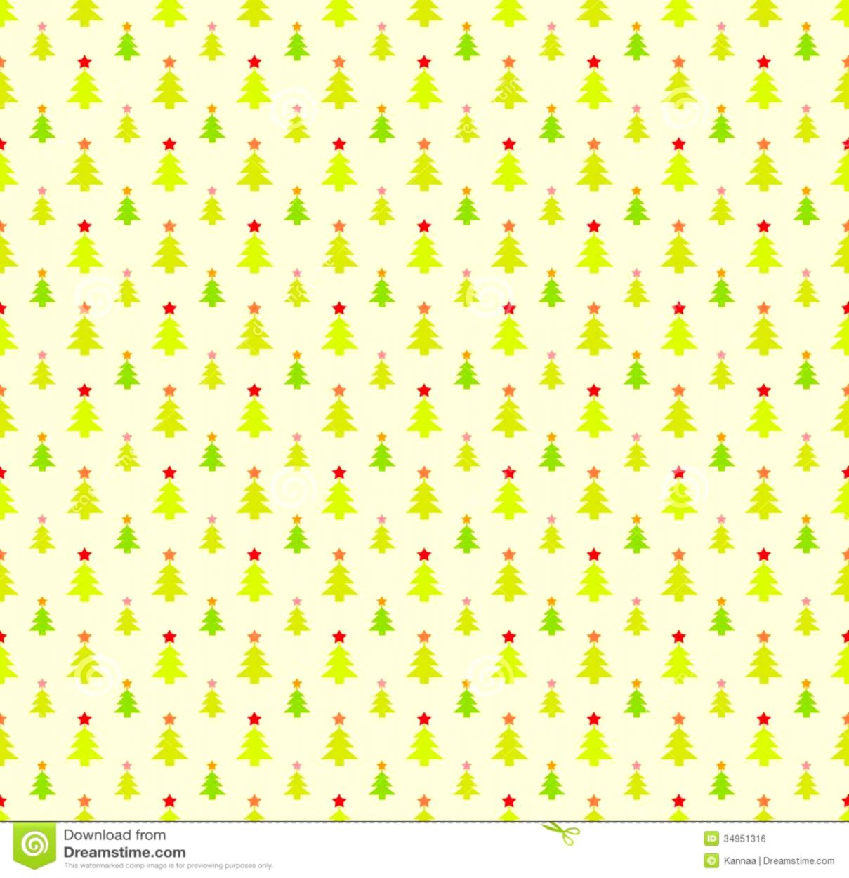 Abstract Christmas Green Background Wallpaper
