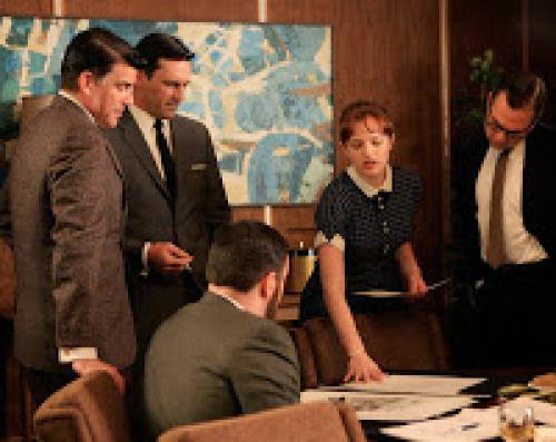 Meditations In An Emergency Mad Men Returns With A Bang