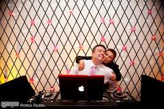 Foto 1818. Marcadores: 29/10/2010, Casamento Fabiana e Guilherme, DJ, DJ Goody, Rio de Janeiro