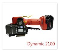 塑鋼帶電動打包機Dynamic 2100